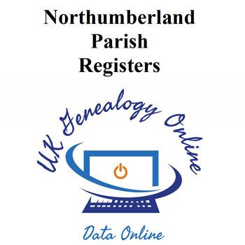 Northumberland-Parish-Registers