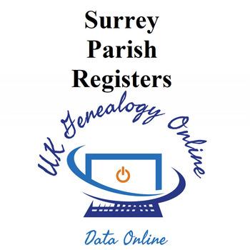 Surrey Parish Registers VI