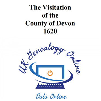 The Visitations of The County of Devon 1620