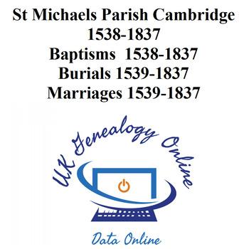 St Michaels Parish Cambridge