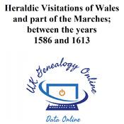 Heraldic Visitations of Wales 1586-1613