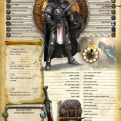 D&D5th Character Sheet(English)