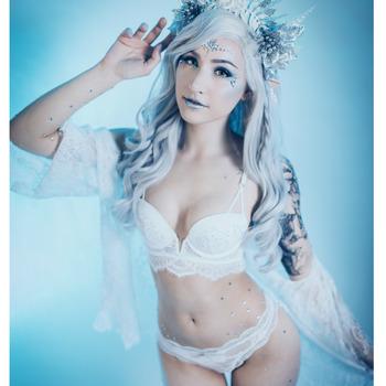 Ice Queen Boudoir