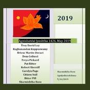 Agnishatdal Jyeshtha 1426, May 2019