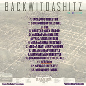 BackWitDaShitz Vol1 MrRaleighNC
