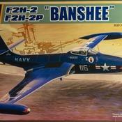 F2H-2 Banshee Model