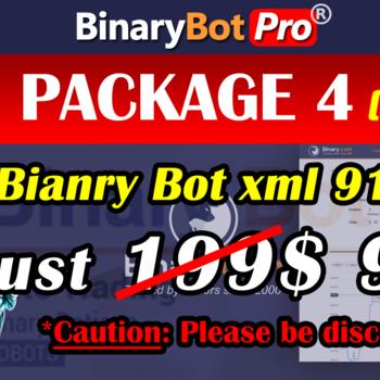 [Binary Bot Pro] Package 4