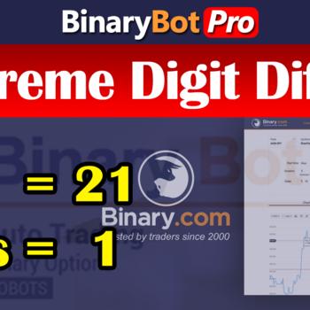 [BinaryBot-Pro] Extreme Digit Differs (29-Mar-2020)