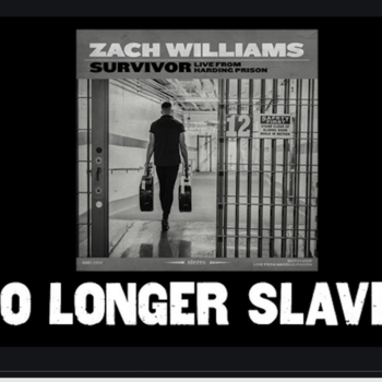 No Longer Slaves - Zach Williams ( live version) - instrumental
