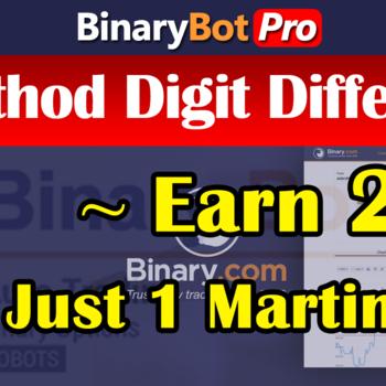 [BinaryBot-Pro] 4 Method Digit Differs Bot (14-Apr-2020)