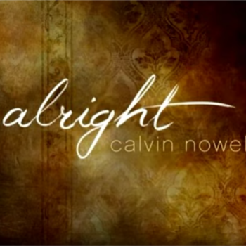 Alright  - Calvin Nowell - instrumental