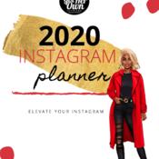 2020 Instagram Planner