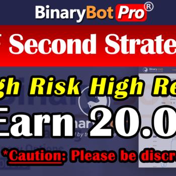 [Binary Bot Pro] RF Second Strategy (28-Apr-2020)