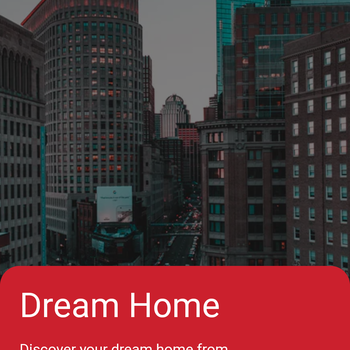 Real estate Property App Ionic 4 With Advance UI