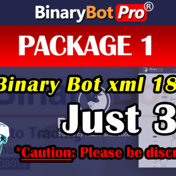 [Binary Bot Pro] Package 1