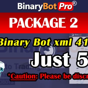 [Binary Bot Pro] Package 2