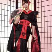 Darth Vader Kimono Cosplay Set