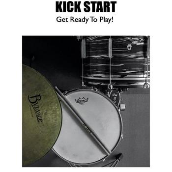 KICK START -  Get Ready To Play
