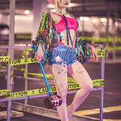 Harley Quinn BOP (44 photos)