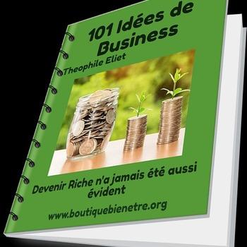 101 Idées de Business par Theophile Eliet
