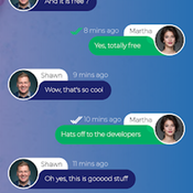 Ionic 4 Chat for starter app