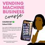 How To Start A Vending Machine Business Course : Quick Start