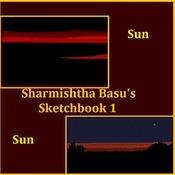 Sharmishtha Basu's Sketch Book 1 Sun