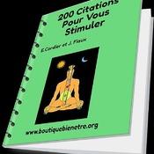 200 Citations Pour Vous Stimuler