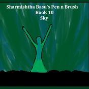 Sharmishtha Basu's Pen n Brush Book 10 sky