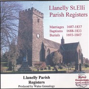 Llanelly Parish Indexes
