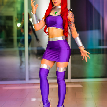 Starfire Cosplay (TT version)