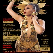 TRACIA J INTERNATIONAL STYLE DIGITAL MAGAZINE SPECIAL BRONNER BROTHERS HAIR SHOW DOUBLE COVER EDITION