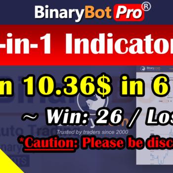 [Binary Bot Pro] RF 3 in 1 Indicator Bot (11-Jul-2020)