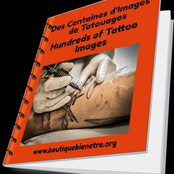Des Centaines d'Images de Tatouages, Hundreds Tattoo  Images