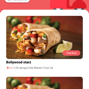 Food Delivery App Ionic 4