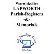 Warwickshire Lapworth Parish Registers & Memorials