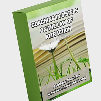 Coaching in 5 Steps on the Law of Attraction