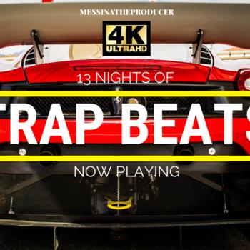 Drake x Lil Baby x Trap Beat x Wah Wah Wah - 13 Trap Nights [Prod MessinaTheProducer]