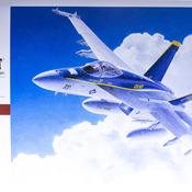 F/A-18E Super Hornet Model