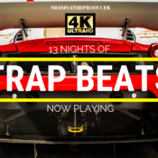 Khalid x Jacquees x Trap Beat - 13 Trap Nights [prod MessinaTheProducer]