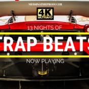 Lorde x UK Ghetto Trap Beat - 13 Trap Nights [Prod MessinaTheProducer]