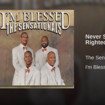 Never Seen The Righteous Forsaken   - The Sensationals - instrumental