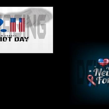 Patriot Day Graphics 911