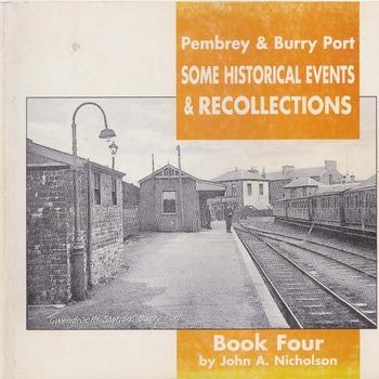 Pembrey & Burry Port Book 4