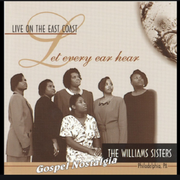 Let Every Voice Hear  - The Williams Sisters - instrumental