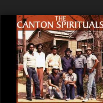 Lord Hold My Hand (low key)  -The Canton Spirituals  - instrumental