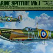 Supermarine Spitfire Mk1 Model