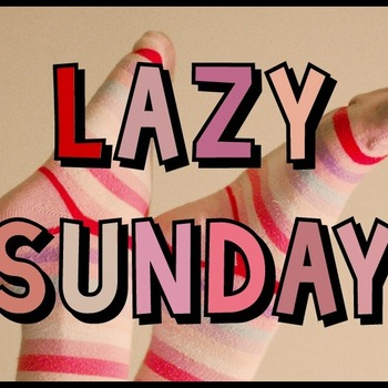 Lazy Sunday Font