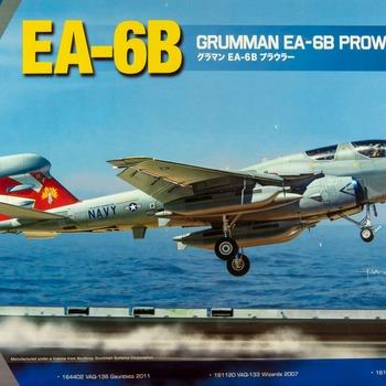 EA-6B Prowler Model