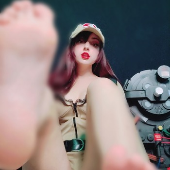 Ghostbusters Foot Set